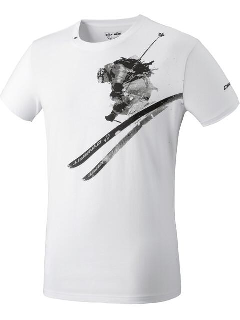 Dynafit Graphic CO t-shirt Heren zwart